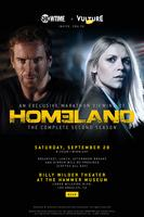 Exclusive Marathon Viewing of HOMELAND, The Complete...