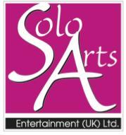 Solo Arts Entertainments logo