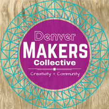 The Denver Makers Collective  logo