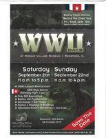 Midway Village WWII Days 2013