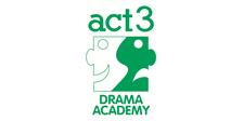 ACT 3 Drama Academy logo
