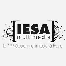 IESA multimédia logo