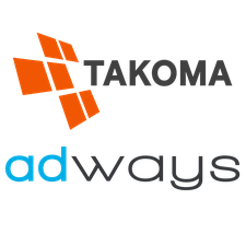 TAKOMA & ADWAYS logo