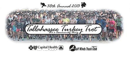 Tallahassee Turkey Trot 2013