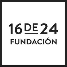 FUNDACION 16 DE 24 logo