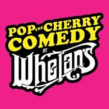 Pop the Cherry Comedy logo