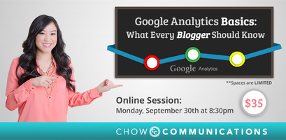 Google Analytics Basics: What Every Blogger Should Know