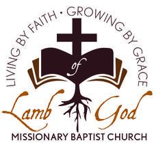Lamb of God Missionary Baptist Church logo
