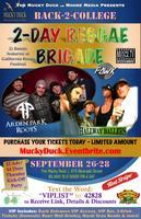 Reggae Brigade w/ Arden Park Roots & Hallway Ballers-...