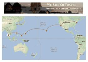 Travel Talk Story with We Said Go Travel: Living...
