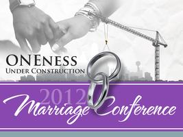 Friendship-West Marriage Conference: ONEness Under...