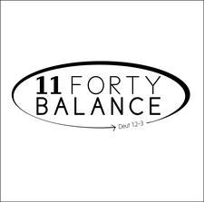 11-40 Balance logo