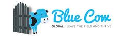 Melissa on behalf of Blue Cow Global Tel : 07974940226 logo