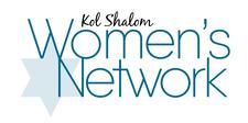 Womens Network of Kol Shalom logo