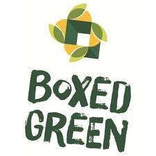 Boxed Green logo