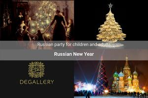 Russian New Year Party