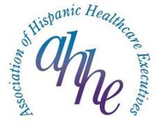 Association of Hispanic Healthcare Executives (AHHE) logo