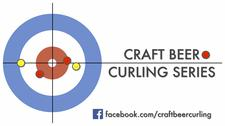 Craft Beer Curling Series logo