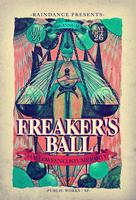 Freaker's Ball TICKETS AVAILABLE at the DOOR