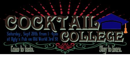 Milwaukee Cocktail College