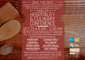 Harlem Hospitality & Culinary Conference 2013