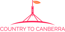 Country to Canberra  logo