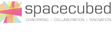 Spacecubed   Coworking, Collaboration and Innovation logo