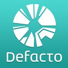 Defacto logo