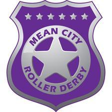 Mean City Roller Derby logo