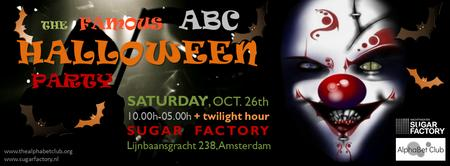 The Famous ABC HALLOWEEN PARTY