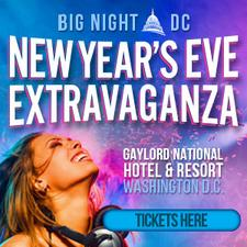 Big Night DC New Year's Eve Extravaganza logo