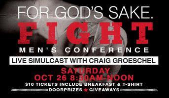 FIGHT Men's Conference