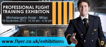 Professional Flight Training Expo - Milan