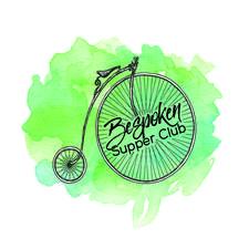 Bespoken Supper Club logo