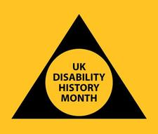Disability History Month 2016 logo