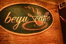 Beyu Caffe logo