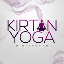 Kirtan Yoga Birmingham logo