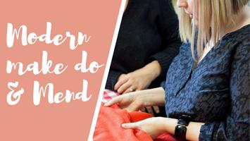 Modern Make Do and Mend! - Learn simple clothing...