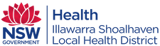 Illawarra Shoalhaven Local Health District logo