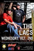 The Lacs live at Kanza Hall