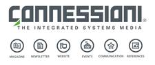 Connessioni - The integrated systems media logo