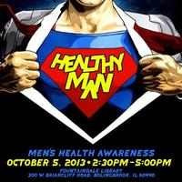 Men's Health Day!  It's all about OUR MEN!!!