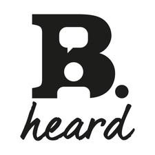 B.heard  logo