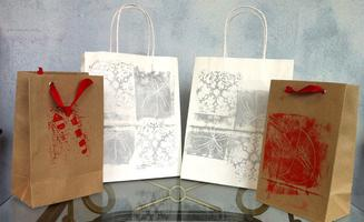 Santa's Workshop: Printmaking for Ages 2 to 5