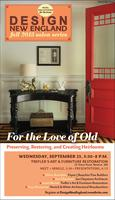 For the Love of Old: Preserving, Restoring, and...