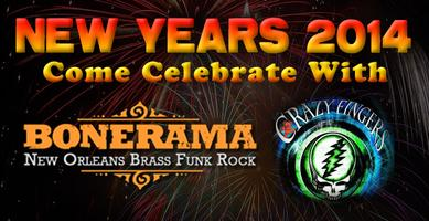 The Funky Biscuit Presents NYE Celebration Featuring Bo...