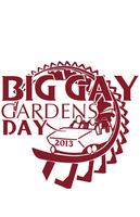 Big Gay Gardens Day 2013