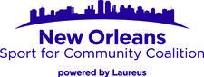 New Orleans Sport for Community Coalition logo
