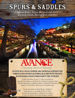 A Night with AVANCE: Drinks, Eats and Texas-sized...