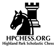 Highland Park Scholastic Chess logo